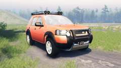 Land Rover Freelander v1.1 pour Spin Tires