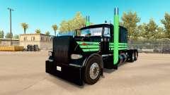 Haut-Seitenstreifen für den truck-Peterbilt 389