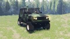 UAZ 3172 Spy v3.0