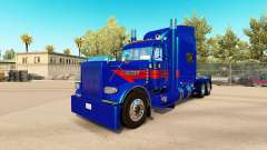 Jarco de Transport de la peau pour le camion Pet