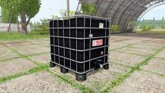 AUER Packaging IBC container water