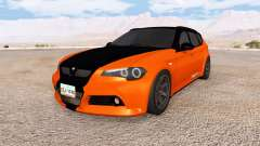 ETK 800-Series more parts pour BeamNG Drive