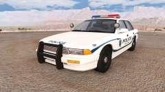 Gavril Grand Marshall wayland police v2.0 pour BeamNG Drive