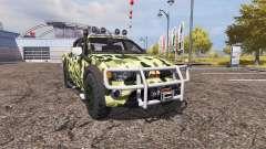 Mitsubishi L200 Triton v2.0 für Farming Simulator 2013
