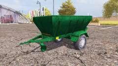 AMAZONE fertilizer spreader pour Farming Simulator 2013