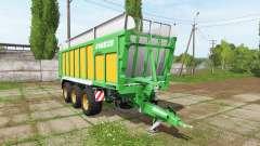 JOSKIN DRAKKAR 8600 pour Farming Simulator 2017