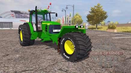 John Deere 6930 trike v2.0 pour Farming Simulator 2013