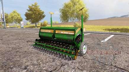 AMAZONE D9 3000 Super pour Farming Simulator 2013
