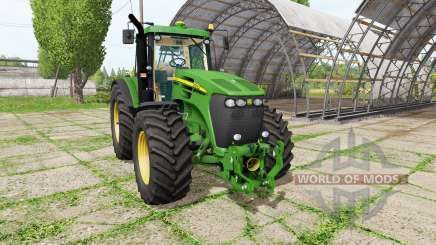 John Deere 7920 v2.0 pour Farming Simulator 2017