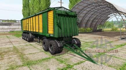 Tipper trailer für Farming Simulator 2017