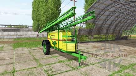 Dammann Profi-Class v1.0.2 pour Farming Simulator 2017