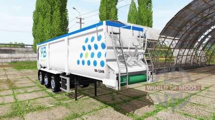 Krampe Bandit SB 30-60 AB Texel pour Farming Simulator 2017