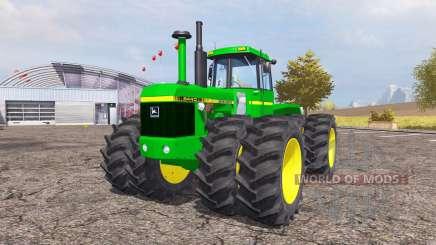 John Deere 8440 v2.0 pour Farming Simulator 2013