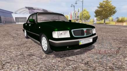 GAZ 3110 Volga für Farming Simulator 2013