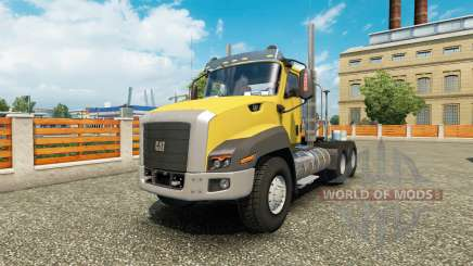 Caterpillar CT660 v1.1 pour Euro Truck Simulator 2