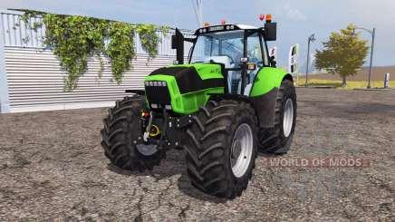Deutz-Fahr Agrotron 630 TTV v1.1 für Farming Simulator 2013