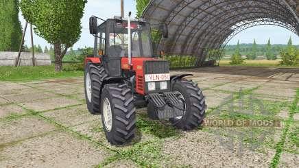 Belarus MTZ 892.2 für Farming Simulator 2017