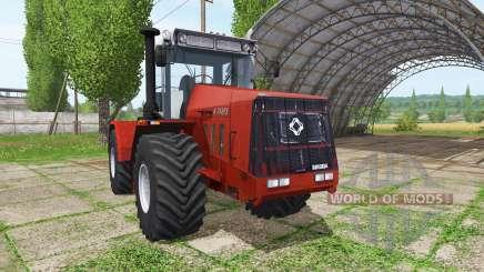 Kirovets K 744R3 für Farming Simulator 2017