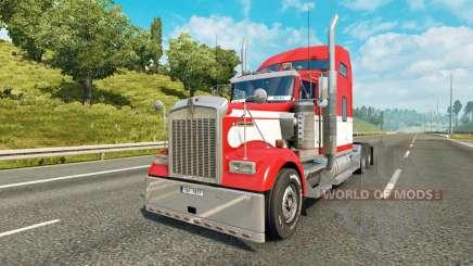 Kenworth W900 v1.2 pour Euro Truck Simulator 2