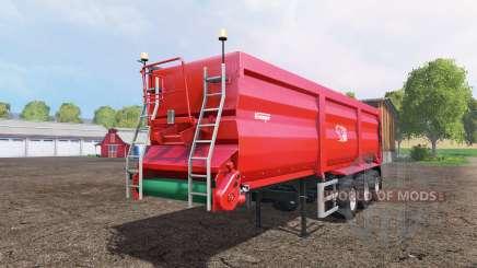 Krampe SB 30-60 field master für Farming Simulator 2015