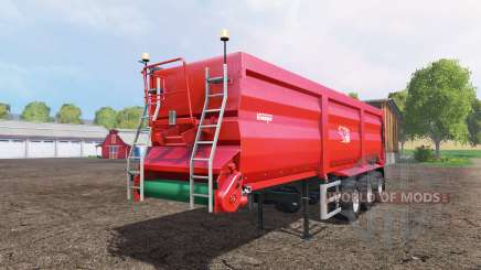 Krampe SB 30-60 field master pour Farming Simulator 2015