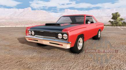 Plymouth Road Runner für BeamNG Drive