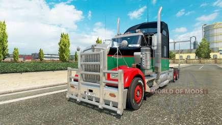 Kenworth W900 v1.3 pour Euro Truck Simulator 2