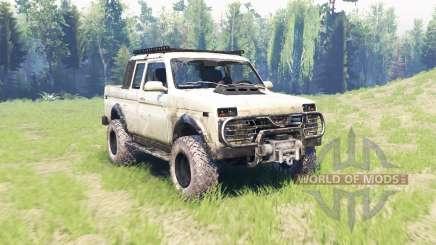 VAZ 2329 Niva pour Spin Tires