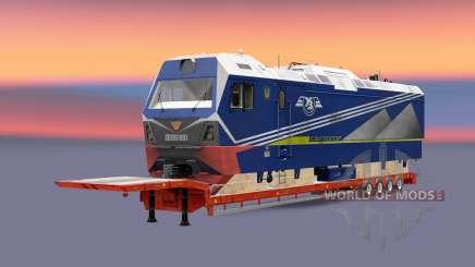 Railway cargo pack v1.7.1 für Euro Truck Simulator 2