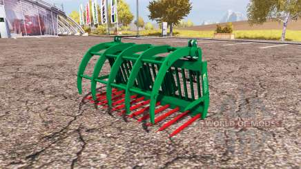 Albutt grapple fork pour Farming Simulator 2013