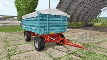 Mengele MZDK 14000 pour Farming Simulator 2017