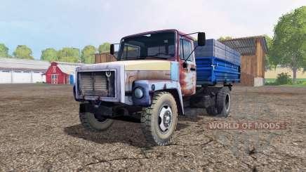 GAZ SAZ 35071 pour Farming Simulator 2015
