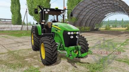 John Deere 7730 v1.2 pour Farming Simulator 2017