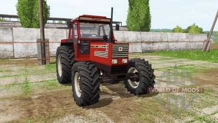 Fiatagri 140-90 Turbo DT v1.1 pour Farming Simulator 2017
