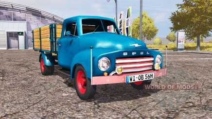 Opel Blitz pour Farming Simulator 2013