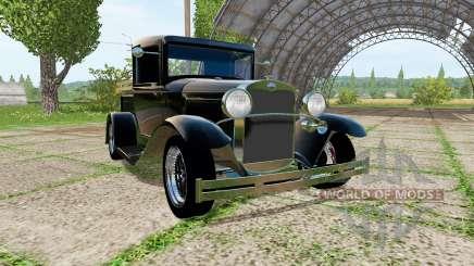 Ford Model A 1930 pour Farming Simulator 2017