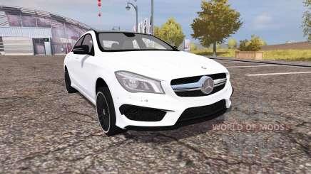 Mercedes-Benz CLA 45 AMG (C117) pour Farming Simulator 2013