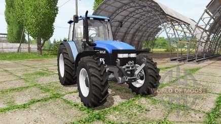 New Holland 8160 pour Farming Simulator 2017