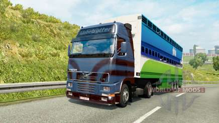 Truck traffic pack v2.2 pour Euro Truck Simulator 2