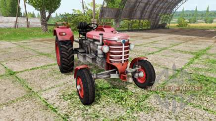Hurlimann D-110 für Farming Simulator 2017