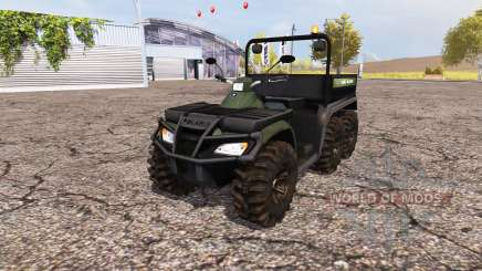 Polaris Sportsman Big Boss 6x6 v1.1 für Farming Simulator 2013