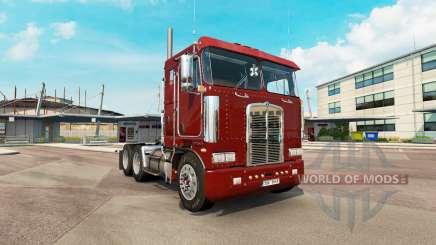 Kenworth K100 v3.0 pour Euro Truck Simulator 2