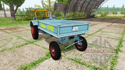 Eicher G220 für Farming Simulator 2017