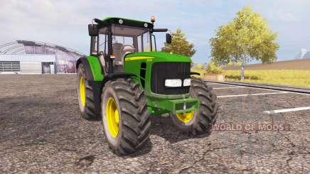John Deere 6630 Premium pour Farming Simulator 2013