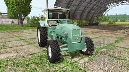 MAN 4p1 1960 für Farming Simulator 2017