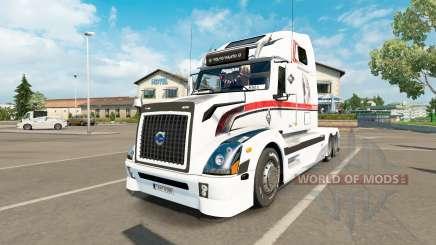 Volvo VNL 670 v1.4.1 pour Euro Truck Simulator 2