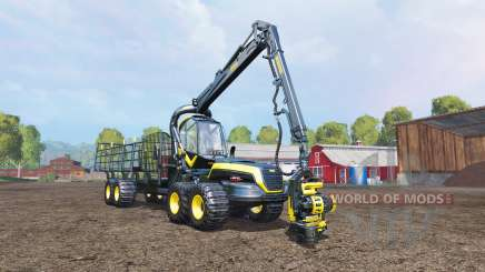 PONSSE Scorpion cutting and loading v1.1 pour Farming Simulator 2015