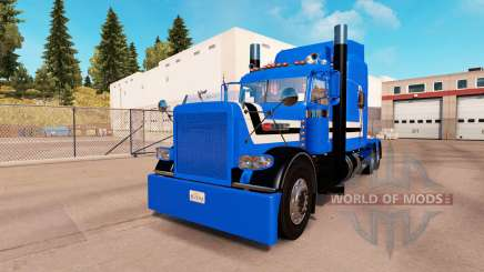 Linien Streifen skin für den truck-Peterbilt 389 für American Truck Simulator
