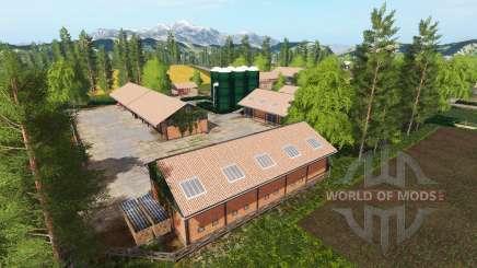 Auenbach v2.0 pour Farming Simulator 2017