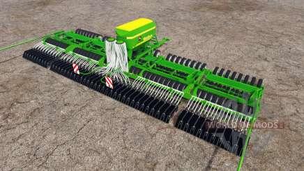 John Deere Pronto 18 DC v1.5 pour Farming Simulator 2015